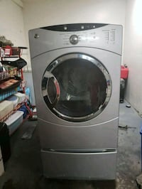 gray front-load clothes washer Kansas City, 64129