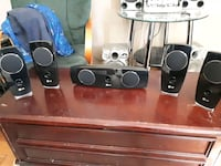 5 lg speakers Clairmont, T0H 0W4