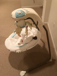 Fisher-Price Cradle' n Swing Chantilly, 20151