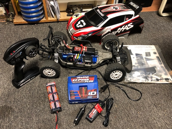 Traas Rally 1 10 Electric Rc Car