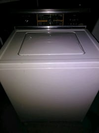 white top-load clothes washer Phoenix, 85009