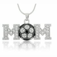 Best Christmas gift Soccer Ball Necklace