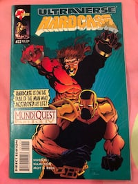 Malibu Comics Hardcase Vol 1, #22, Apr '95 564 km