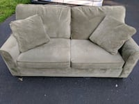 One Year Old Convertible Sofa Concord, 01742