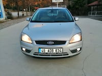 2008 Ford Focus 1.6 TDCI 109PS GHIA Bozbel