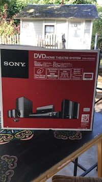 Sony Bravia DVD Home Theatre System Seattle
