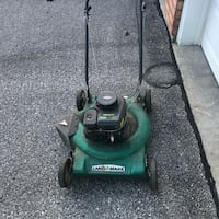 Used Weed eater lawn mower 148cc for $50 only Barrie