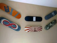 Skateboard wall Art Plainfield, 60586