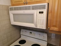 Over the range microwave - works great no problems  Toronto, M2N 7L4