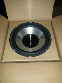 """Two 10"""" Subwoofers  Kitchener, N2M 5H3"""