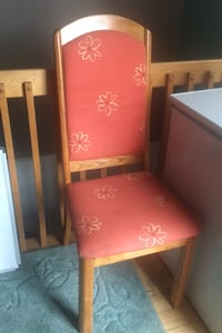 6 chairs for dining table  Longueuil, J3Y 1V1
