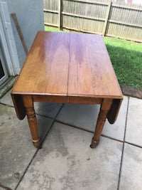 Wooden Table (Project) Brunswick, 21716