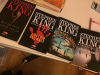 quattro libri di Stephen King Pianezza, 10044