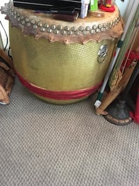 Dragon boat drum in Chula Vista 91911 - $500 if you buy it new from China plus Shipping. Shipping is at least a couple hundred Chula Vista, 91911