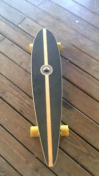 Black and yellow cruiser board Sorrento, 32776