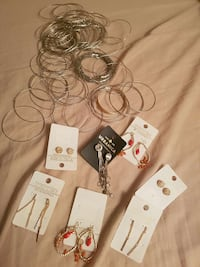women's assorted jewelries 3136 km