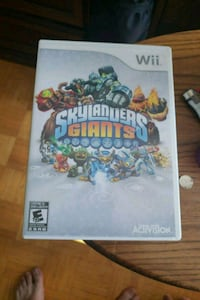 Skylanders Giants game