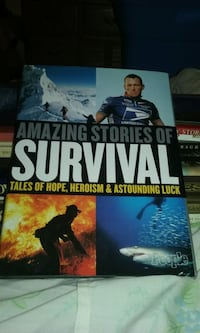 Amazing stories of survival  Homeland, 92548