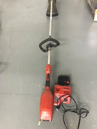 Milwaukee m18 trimmer with battery and charger