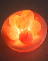 Himalayan Salt Lamp with salt Stones Toronto, M4H 1L5