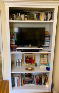 Real Wood Statement Shelves