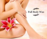 Same day waxing appointments available  Brampton