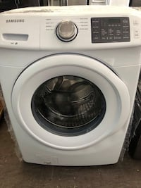 Front Loading Washer 8 Cycle Home Appliance Lavadora  Samsung