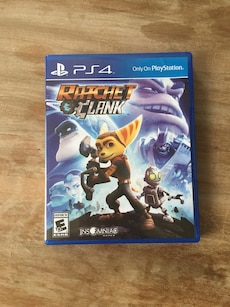 ps4 ratchet clank game