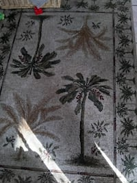 3X5 Palm Tree Rug Longwood, 32750