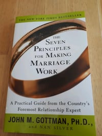 The Seven Principle for Marking Marriage work by J
