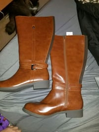 American Eagle Tall brown boot Worcester, 01608