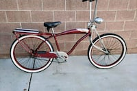 CRUISER BIKE CUSTOMIZED WITH SPRINGER Buena Park, 90620