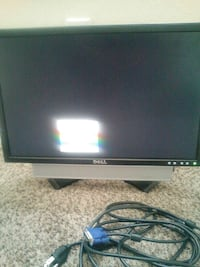 grey Dell flat screen monitor Albuquerque, 87104
