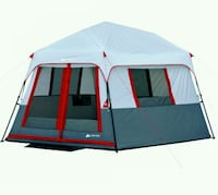 8person INSTANT HexagonTent W\built in LED Blights Medford, 97504