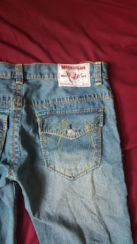 blue True Religion jeans Woodbridge, 22193