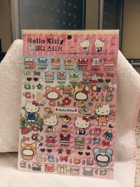 Hello Kitty Stickers Fremont, 94538