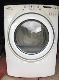 Whirlpool Duet Front Loading gas dryer $150 Dearborn Heights, 48127
