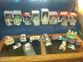 Collectible Ceramic Houses