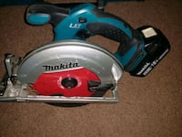 blue and gray Makita circular saw Oakland, 94603