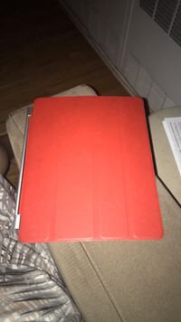 Smart Cover for iPad (product) Red Floral Park, 11001