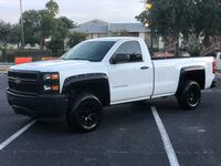2014 CHEVY SILVERADO 1500 AS LOW AS $1500 DOWN OAC Tampa, 33611