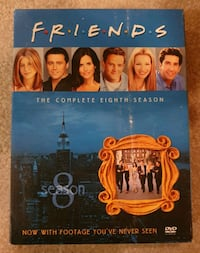 Friends - Season 8 Calgary, T2Z 4W5
