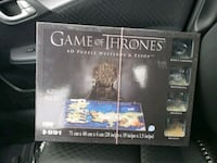 Game of thrones puzzle  Niagara Falls, L2J 1B2