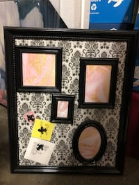 Magnetic Collage Frame