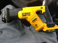 New!!!black and yellow Dewalt cordless power drill Norfolk, 23505