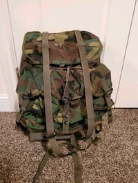 Army Combat Field Pack