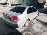2004 Honda Civic 1.6LS VTEC Zafer SB Mh.