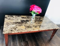 Granite Brown Coffee Table must go Toronto, M5T 1K5