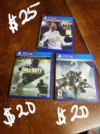 Playstation 4 games Bakersfield