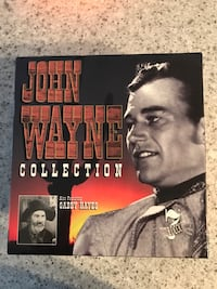 John Wayne VHS collection  Waterloo, N2J 1R2